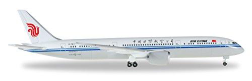 Herpa 529624 - Air China Boeing 787-9 Dreamliner Fahrzeug (Air China)