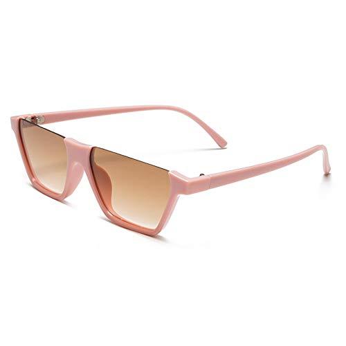 AOEIY Sonnenbrillen Polarisiert UV400 Schutz UV Strahlen Trend Sommer Herren Damen Mode Design Retro Vintage Gläser Ultra Leicht Autofahren Laufen Radfahren Angeln Golf Pulver Box doppelter Tee
