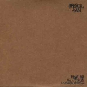 Pearl Jam Live Ljubljana by Pearl Jam (2001-08-02) Pearl 8