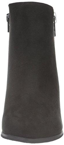 La Strada Damen 908304 Kurzschaft Stiefel Schwarz (2201 - micro black)