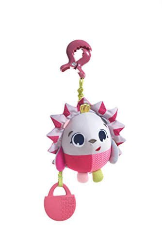 Tiny Love 3333111561 Marie Rose Jumpy Stoffspielzeug Baby-Rassel, mehrfarbig
