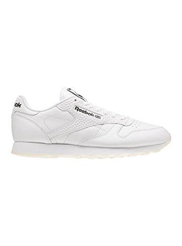 Sneaker Leather Id Classic Reebok Herren Weiß Wei㟠fIF5nxqwU