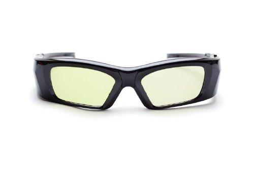 Funk 3D Brille für Epson EH-TW550, EB-W16, EH-TW5910, EH-TW6100W, EH-TW6100, EH-TW9100, EH-TW9100W, EH-TW8100 - kompatibel mit ELPGS03 (wiederaufladbar)