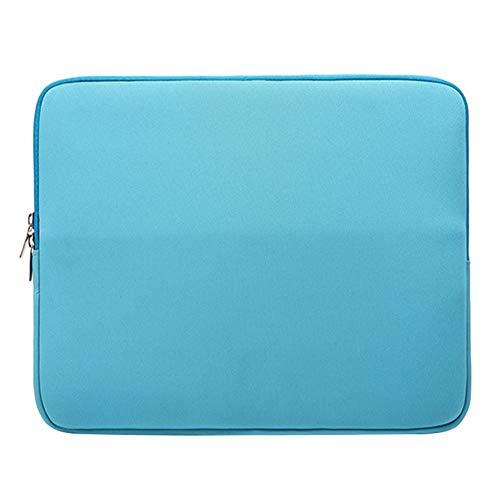 Laptop-Schutzhülle, für Eine Bildschirmdiagonale von 17,Hellblau 2