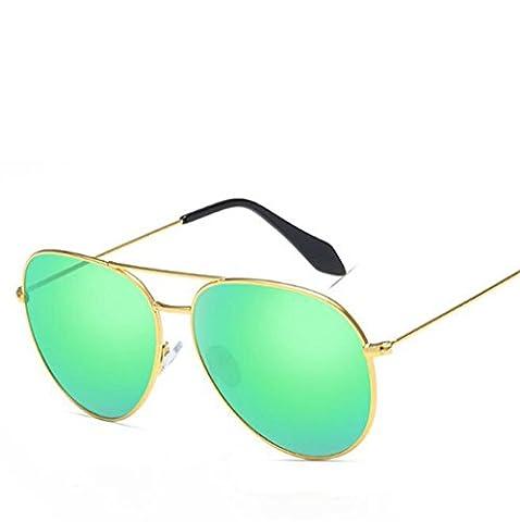 Wmshpeds Farbe Film polarisiert reflektierend Sonnenbrille, Männer und Frauen, die Jurte, polarisierte Sonnenbrillen