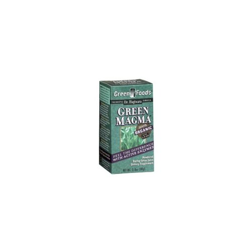 Price comparison product image Green Magma Barley Powder (80g) x 6 Pack