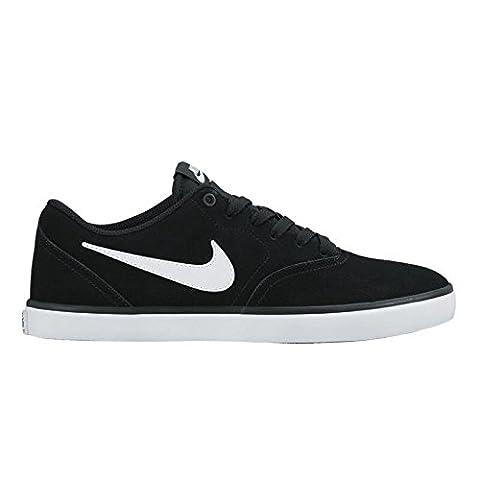 Nike Sb Check Solar, Chaussures de Skate Garçon, Blanco (Blanco