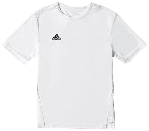 adidas Kinder Trikot/Teamtrikot Coref Training js y, White/Black, 152