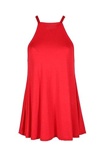 AHR - Canotta -  donna Red