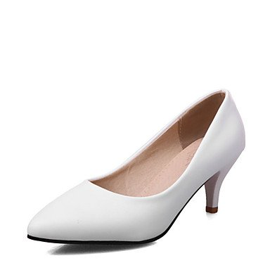 Zormey Frauen Heels Frühling Sommer Club Schuhe Formelle Schuhe Kunstleder Hochzeit Party & Amp; Abendkleid Stiletto Heel Strass Lila Silber Gold US10.5 / EU42 / UK8.5 / CN43