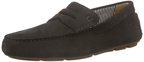 Armani Jeans  0658855, Mocassins (loafers) homme Marron - Braun (MARRONE - BROWN J7)