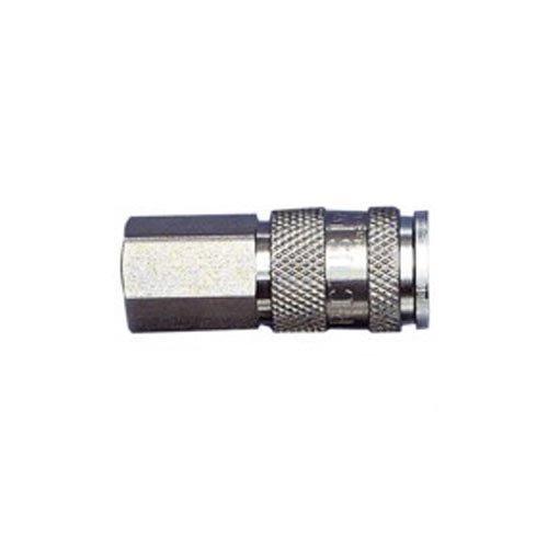 neoLab 2-6309 Einhand-Schnellkupplung Edelstahl, Innengewinde G 1/8 NW 5