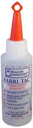 Fabri-Tac 59 ml mittlere Flasche, klar