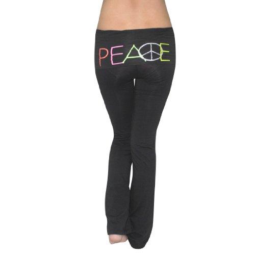 Femme JOE BOXER Comfortable Casual-wear Lounge pants / Yoga Pants Black