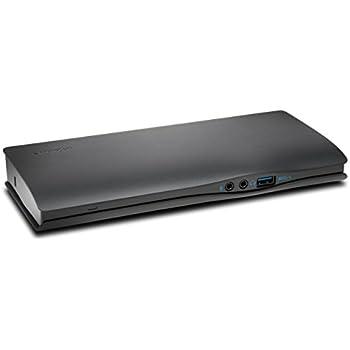 Kensington - SD4600P - Station d'accueil universelle USB-C avec alimentation