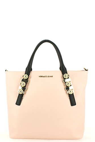 Versace-Jeans-Womens-Tote-Pink-Rose