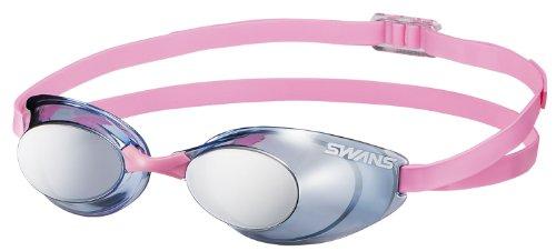 Swan (Schwäne) Schwimmbrille Blau Silber blsil sr10m