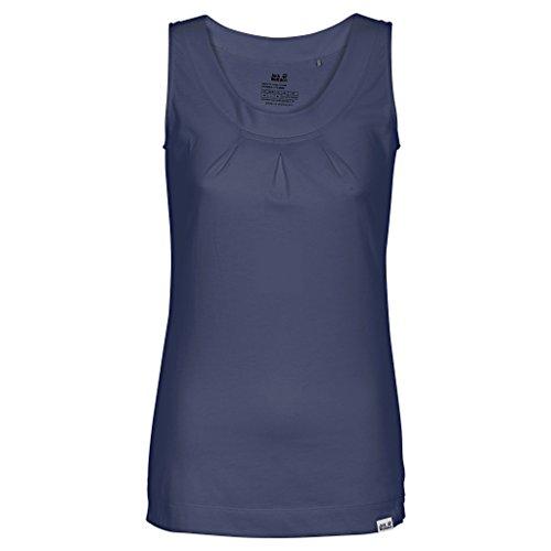 Jack Wolfskin Tank Top Women - Bleu
