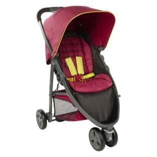Graco Evo Mini carrito de bebé–muy Berry.