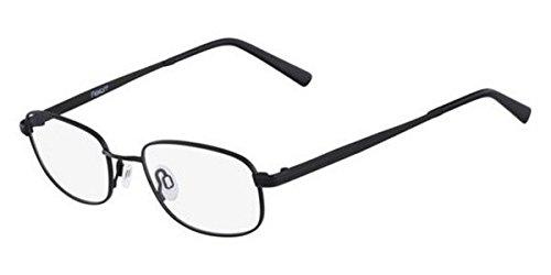 Flexon Herren Clark 600 001 52 Sonnenbrille, Schwarz (Black Chrome),