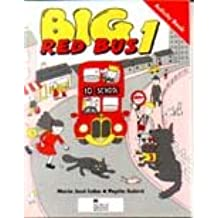 Big Red Bus!: Activity Book Level 1