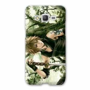 Coque Samsung Galaxy Grand Prime Manga - divers - bois N