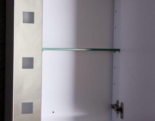 Spiegelschrank Cube 120 cm von Galdem Cube120 - 5