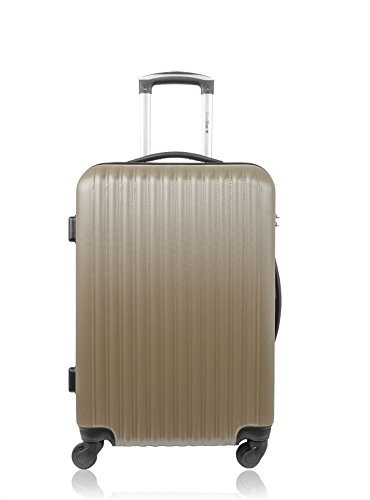 BLUE STAR Florence Valise Weekend, 60 L, Champagne