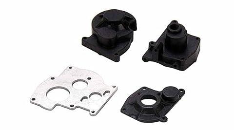 Center Transmission Case and Motor Plate Set: