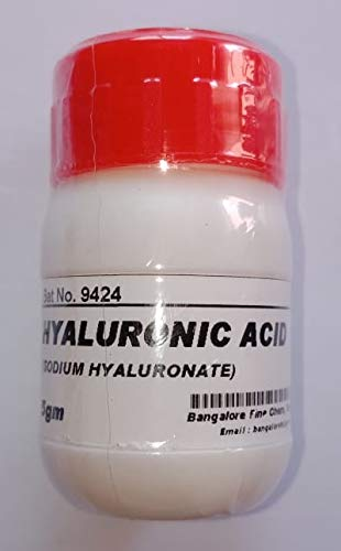 BFC HYALURONIC ACID POWDER 99% Pure - 5gm