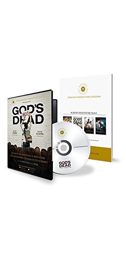 GOD'S NOT DEAD - DIO NON E' MORTO: DVD UFFICIALE ITALIANO