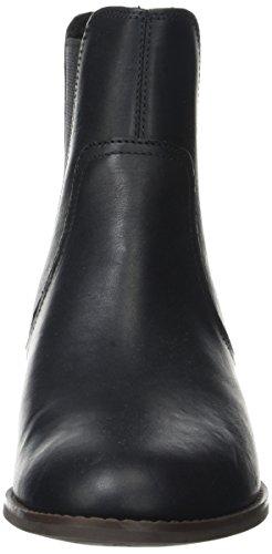 Timberland Preble Chelseajet Black Forty, Stivali Chelsea Donna Nero (Jet Black Forty)