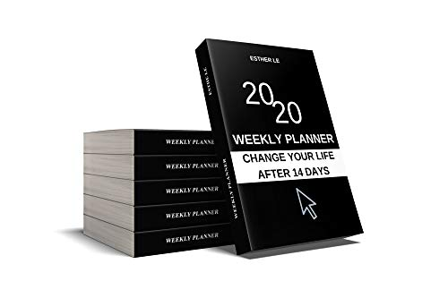 Weekly Planner: Change your life after 7 days (English Edition ...