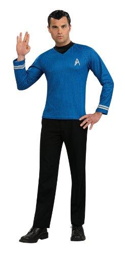 Rubie's Offizielles Star Trek Spock-Kostüm für Erwachsene, Größe S (Offizielle Star Trek Kostüme)