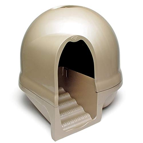 Katzentoilette Dome, Cleanstep - 3