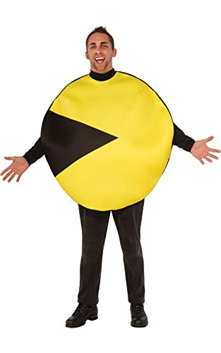 Rubie's Official Pacman Foam Costume for Adults