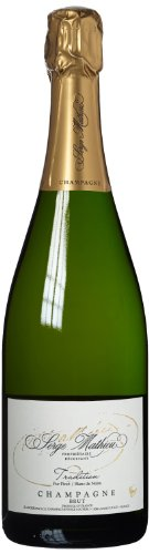 Serge Mathieu Champagner Brut Cuvée Tradition (1 x 0.75 l)