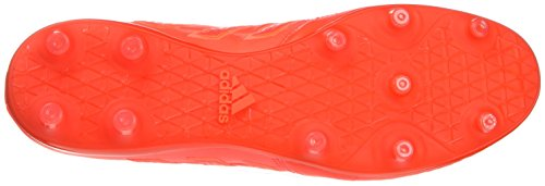 adidas Gloro 16.1 Fg, Scarpe da Calcio Uomo Rojo (Rojsol / Rojsol / Rojsol)