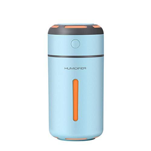 SUNHAO Humidificador Humidificador de luz de colores Pulverizador de hidratación de aire...