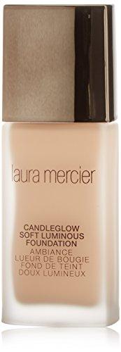 Laura Mercier CLM09413 Candleglow Soft Luminous Foundation, 1er Pack (1 x 30 ml) (Haut Laura Mercier Foundation)