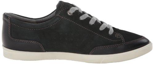 Ecco Collin, Chaussons Sneaker Homme Noir (Black/Black Sambal/Basalt51052)