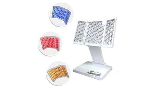Queenshiny 3 Colors LED Foldable Skin Rejuvenation Therapy Light Machine Device Photon IPL PDT