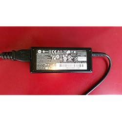 65W chargeur Compaq Presario CQ32 pour CQ35 CQ36 CQ40 CQ41 CQ45 CQ50 CQ42 CQ56 CQ57 CQ58 CQ62 CQ70 CQ60 CQ61 CQ71 CQ72 ordinateur portable Notebook Originale Lavolta-Adaptateur secteur alimentation chargeur compatible avec 384019-001 391172-001 463552-002 463552-001 519329-003 463958-001 519329-002 609939-001-18,5 V-3,5A avec Cordon et 24 mois de garantie