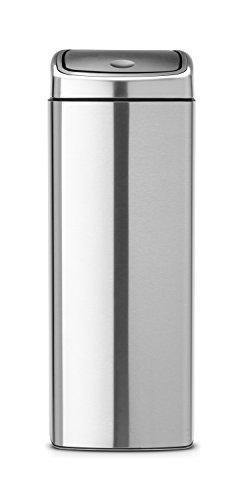 Brabantia Touch Bin - Cubo de Basura Rectangular
