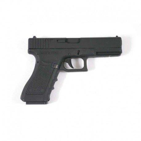 Softair Airsoft G18?Pistole AEP CM030?(0,5?Joule) schwarz
