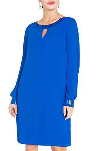 bestia -  Vestito  - Donna Blu
