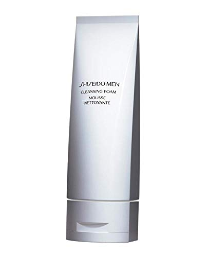 Shiseido Italy SHI00252 Men Cleasing Foam, 125 ml