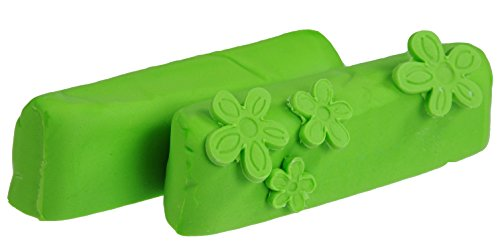 Hobbybäcker Fondant grün, ► Rollfondant, Dekormasse für Torten, Tortendeko, 250 g (Besten Mit Am Buttercreme)