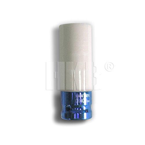 HKB ® Kraft-Schoneinsatz, Schonnuss für Alu-Felgen und empfindliche Flächen, 17mm - 1/2