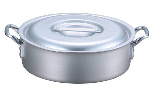 Alluminio EBM casseruola chef professionista 33 cm (Giappone import / Il pacchetto e il manuale sono scritti in giapponese)